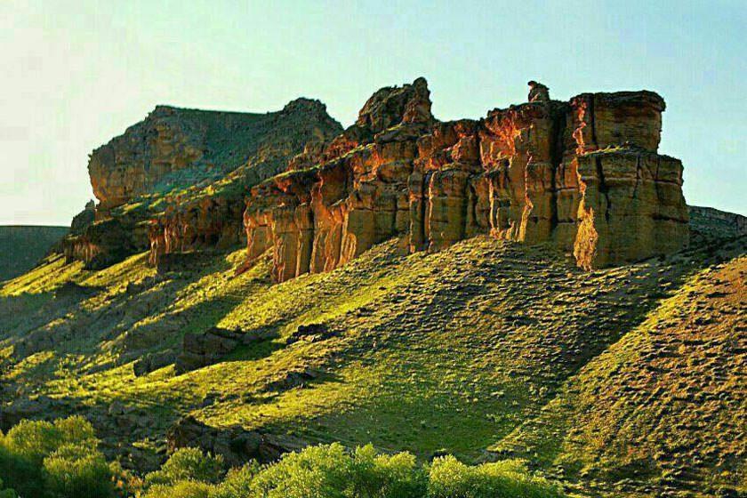 شهر زیبای من بیجار - بام ایران - بیجار گروس