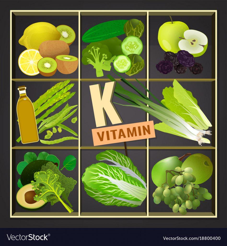 ویتامین کا k