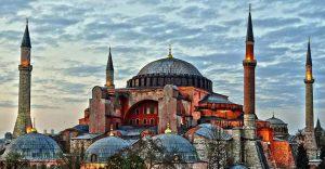 مسجد ایا صوفیه - استانبول - کشور ترکیه - درس بیستم مطالعات اجتماعی پایه ششم ابتدایی - کلاس اینترنتی ما - مطالعه موردی - مومکا - moeka.ir