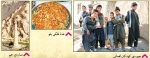 جاذبه های گردشگری و فرهنگی کشور افغانستان - درس بیستم مطالعات اجتماعی پایه ششم ابتدایی - کلاس اینترنتی ما - مطالعه موردی - مومکا - moeka.ir